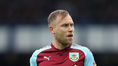 Arfield and Marney to leave Burnley