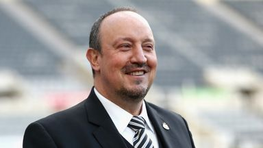 Benitez: I've spoken to Ashley