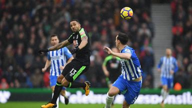 Brighton 2-2 Bournemouth
