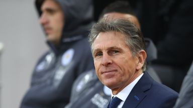 Puel: No signings close