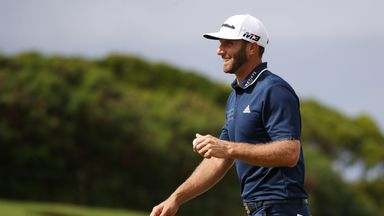 Johnson cruises to Kapalua win