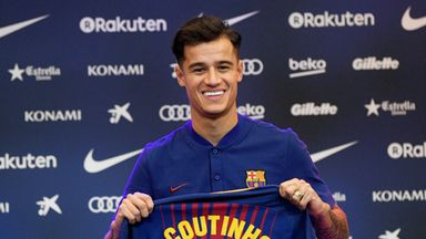 'Coutinho has qualities to play for Barcelona'