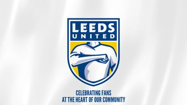 Leeds United unveil new club crest