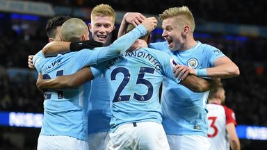'Tough to catch City next year'