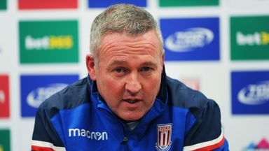 Paul Lambert hopes to beat deadline to bolster Stoke squad
