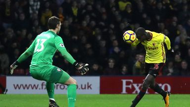 Thompson: Watford fortunate to draw