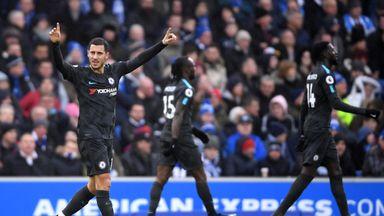 Brighton 0-4 Chelsea