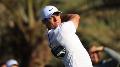 McIlroy 'really pleased' with start