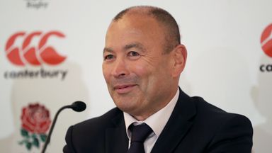 Who should take over from Eddie Jones?