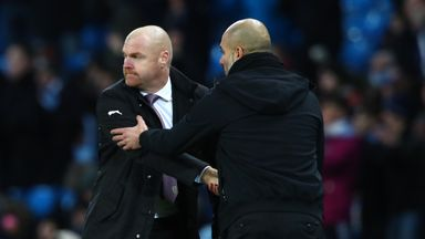 Dyche: Pep abandoning youth