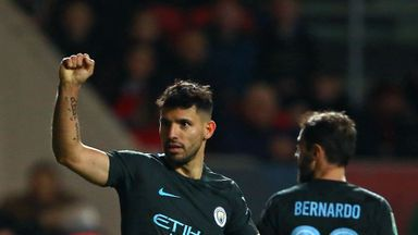 Bristol City 2-3 Man City (Agg 3-5)