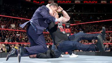 Austin stuns Vince McMahon!