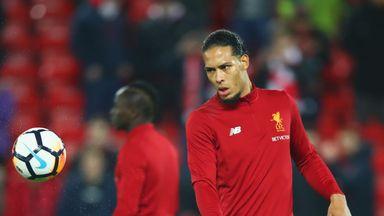 'Van Dijk guarantees top four'