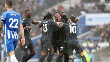 Chelsea score terrific team goal