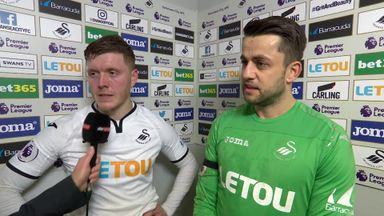 Mawson: We were fantastic tonight