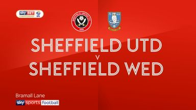Sheffield Utd 0-0 Sheffield Wednesdsy