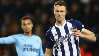 Pardew: No bids received for Evans