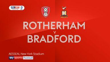 Rotherham 2-0 Bradford