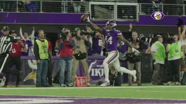 Relive the Vikings' dramatic win