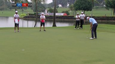 EurAsia Cup Day 2 review