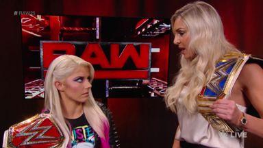 Bliss gets double wooed