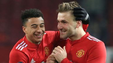 'I don't see many better than Shaw'