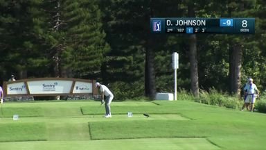Round of the Day: Dustin Johnson