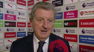 Hodgson: We didn't throw the towel in