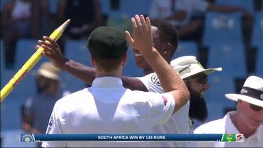 SA v India: T2 D5 highlights