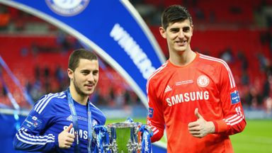 'Hazard and Courtois are top targets'