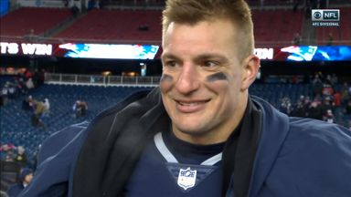 Gronkowski: A great team win
