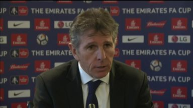 Puel wants to keep Slimani and Mahrez