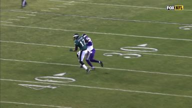Foles sets up 51-yard TD
