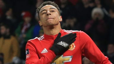 Lingard: Fergie was right, it's my time