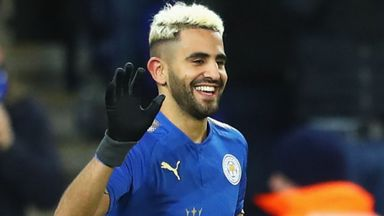 Puel wants to keep 'valuable' Mahrez