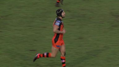 Castleford's late drop-goal
