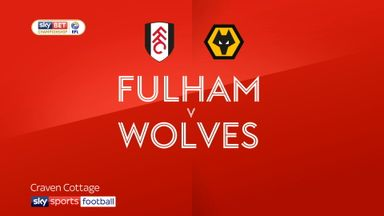 Fulham 2-0 Wolves
