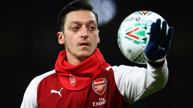'Ozil needs to lead Arsenal to success'