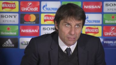 Conte: We were close to perfect