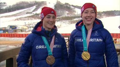 Yarnold: It's beginning to sink in