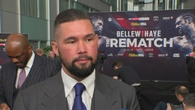 Bellew 'has point to prove'