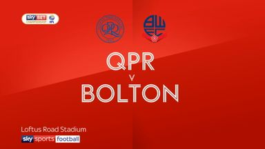 QPR 2-0 Bolton