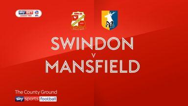 Swindon 1-0 Mansfield