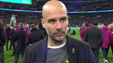 'This is for Man City, not me!'
