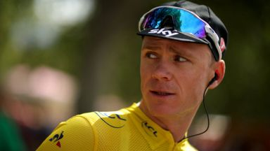 Froome defends Ruta del Sol entry
