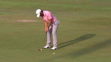 Qatar Masters: R2 highlights