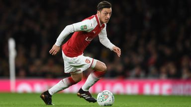 Nev and Carra: Ozil has to perform