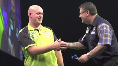 MVG superb against Anderson