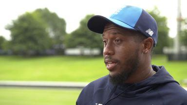 Jordan explains T20 techniques