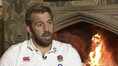 Robshaw expects feisty affair